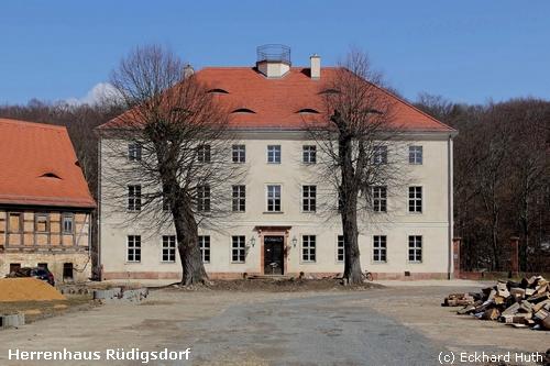 Kohren-Sahlis: Herrenhaus Rüdigsdorf