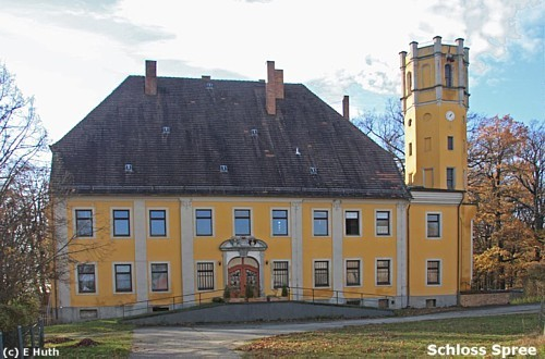 Hähnichen: Schloss Spree