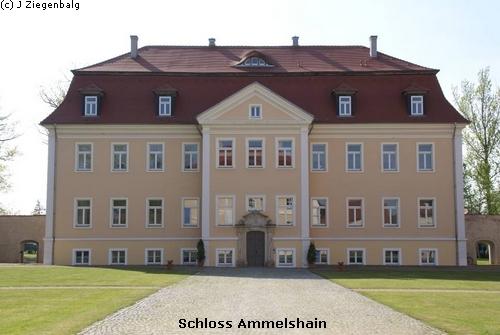 Naunhof: Schloss Ammelshain