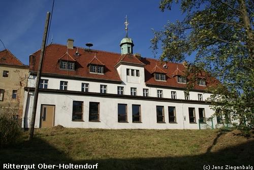Markersdorf: Rittergut Oberholtendorf