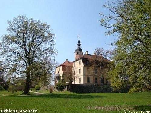 Machern: Schloss Machern