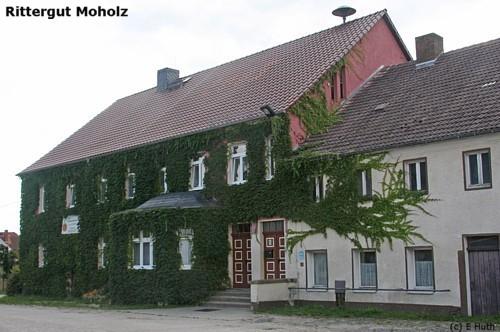 Niesky: Rittergut Moholz