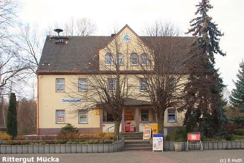 Mücka: Rittergut Mücka