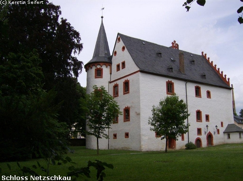 Netzschkau: Schloss Netzschkau