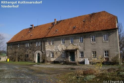 Kottmar: Rittergut Kottmarsdorf – Niederhof