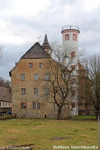 Ostrau: Schloss Noschkowitz