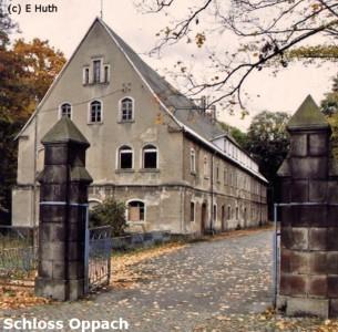 Oppach: Schloss Oppach