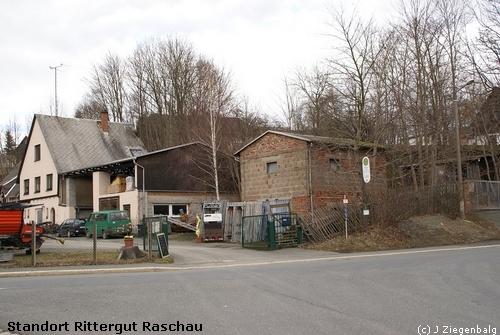 Oelsnitz: Rittergut Raschau