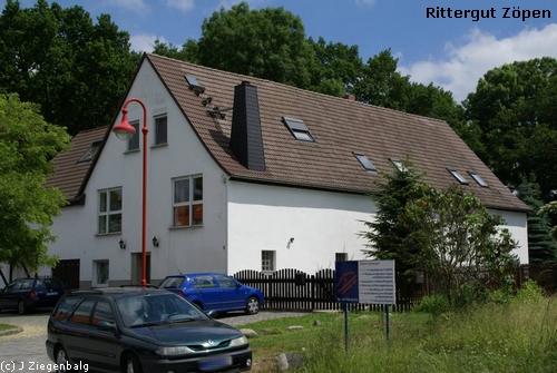 Neukieritzsch: Rittergut Zöpen
